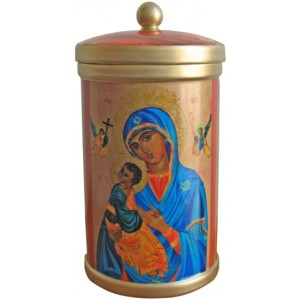 Icon Porcelain Cremation Ashes Urn