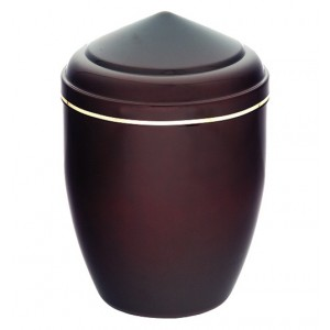 Mandalay Urn (Burgundy)
