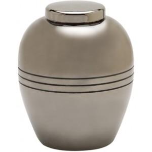 Pearl Pewter Urn