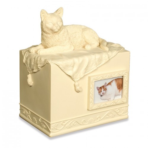 Weatherproof (Outdoor / Indoor Use) - BELOVED COMPANION Pet Cremation Ashes Urn