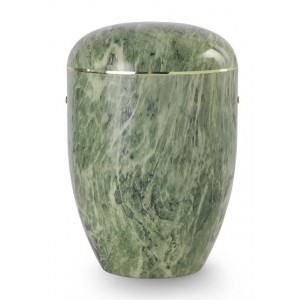 Onyx Edition Biodegradable Cremation Ashes Funeral Urn – French Connection Green Effect