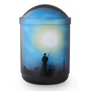 Steel Urn (Shepherd)